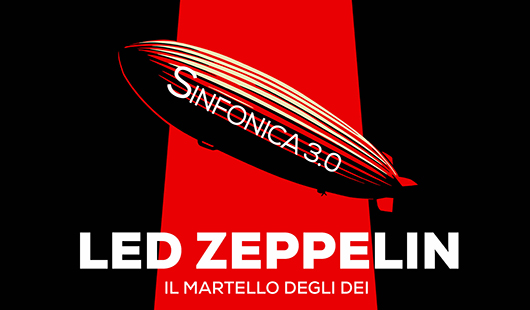 LED ZEPPELIN AI MUSEI