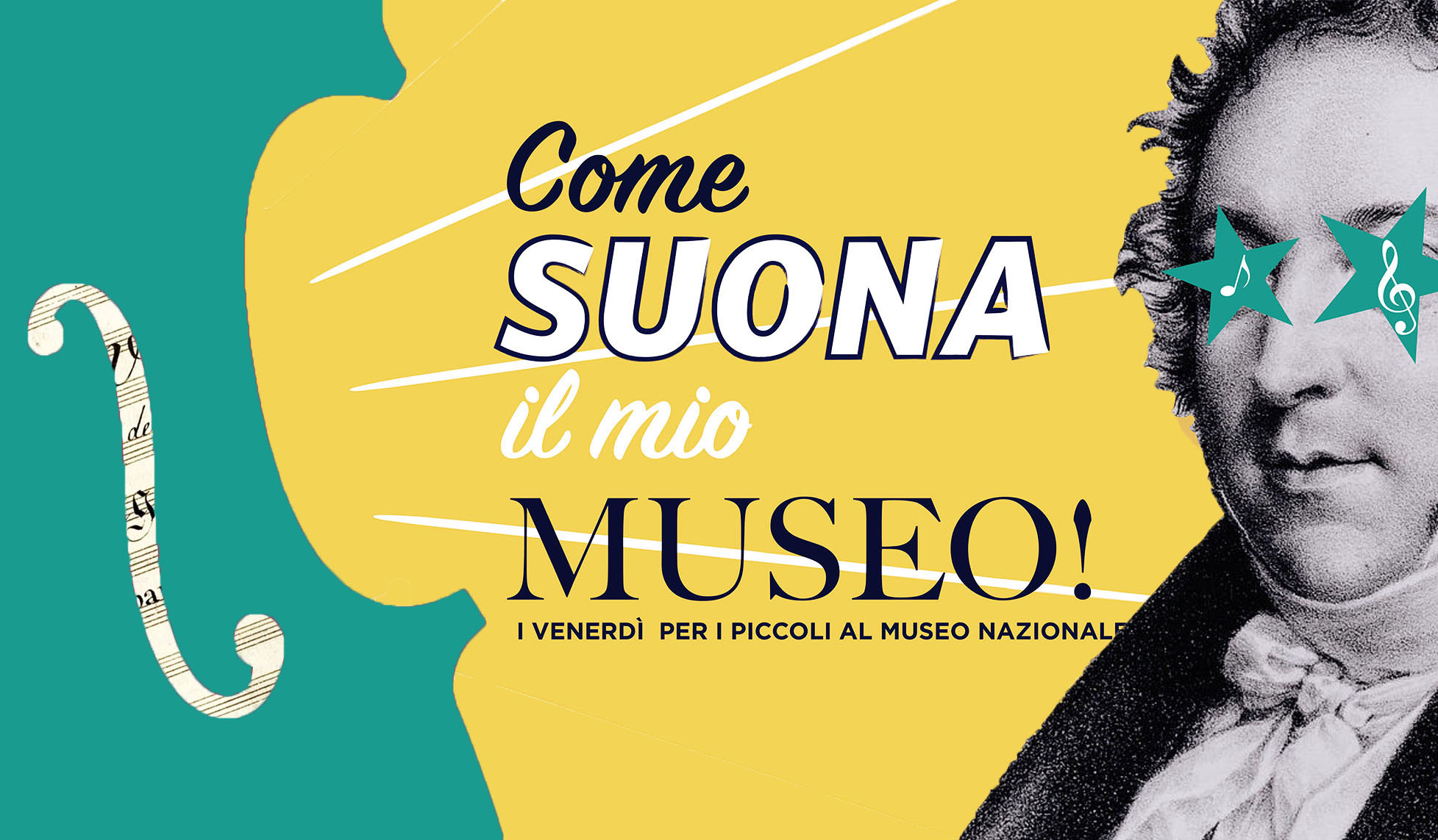 Torna Music Together al Museo Nazionale Rossini